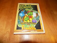 FRANKLIN BACK TO SCHOOL WITH FRANKLIN Children's Classic TV Shows DVD SEALED NEW