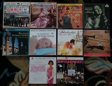 Reel To Reel 4 Track 10 Tape Lot: JOAN SUTHERLAND Ray McKinley KAEMPFERT Martino