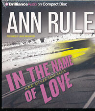 Audio book - In The Name of Love by Ann Rule   -   CD   -   Abr