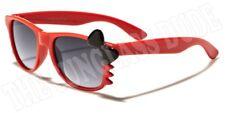 Sunglasses New Kids Fashion Designer Shades Bow Tie Girls Red Black Kd57C