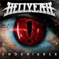 HELLYEAH Unden!able CD BRAND NEW Undeniable