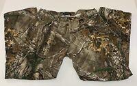 Realtree Camo Jeans Mens Hunting Pants Actual Sz 36 X 31 Cotton