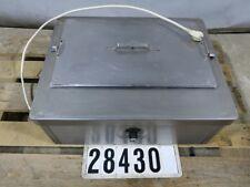 Köhler Edelstahl Bainmarie Wärmebecken Wasserbad Heißwasserbehälter #28430