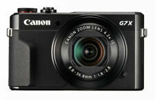 Canon PowerShot G7X Mark II 20.1 MP Compact Digital Camera - Black Used ( Mint )