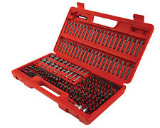 Sunex 9729 Tools 208-piece Master Bit Set