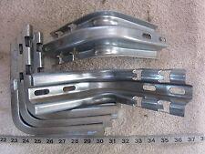 """Legrand Cablofil FASL100 Wireway 6""""x6"""" Bracket Bend Down Tab Lot of 5, New"""
