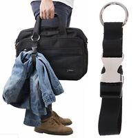 Anti-theft Luggage Strap Holder Gripper Add  Bag Handbag Clip Use to CarryT ni