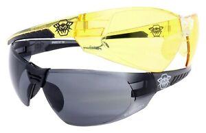 Brand new - Black Flys Eyewear - Sparxx Fly too / safety glasses / Z871