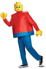 LEGO Guy Deluxe Adult Costume