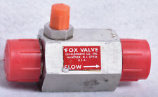 Fox Hydraulic Control Valve 610989-12