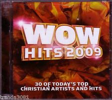 WOW Hits 2009 2CD Box Classic Christian Rock Pop THIRD DAY RELIENT K MERCYME