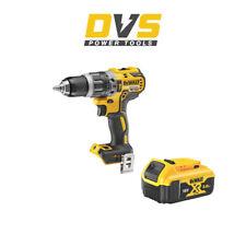 DeWalt DCD796N 18v XR Brushless Combi Drill With 1 x 5Ah DCB184 Battery