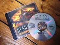 Deadlock II 2 Windows PC game, boxed, fast postage.