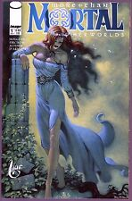 MORE THAN MORTAL: OTHERWORLD Full Run Issues 1-2-3-4 With #1 Variant Cover 1999