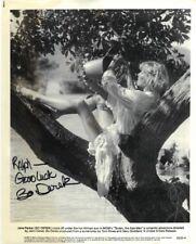 BO DEREK AUTOGRAPH PHOTO, ORIGINAL HAND SIGNED,SEXY 1981 ORIGINAL PORTRAIT STILL