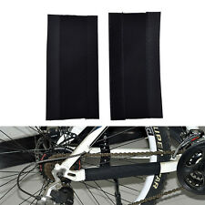 2xCycling Bicycle Bike Frame Chain stay Protectors Guard Nylons Pad Cover Wrap,t