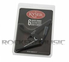 KYSER Electric Guitar Capos