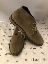 Joseph Abboud NEW Mens Brown Suede Chukka Boots Size 13 Retail$139