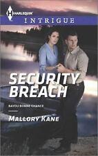 NEW - Security Breach (Bayou Bonne Chance) by Kane, Mallory