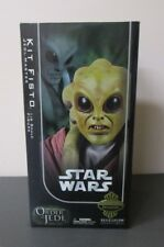 "Kit Fisto Jedi Master STAR WARS Sideshow 12"" 1/6 Scale EXCLUSIVE"