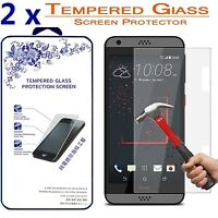 2x For HTC Desire 530 / Desire 630 Ballistic Tempered Glass Screen Protector