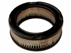 Air Filter For 1970 Plymouth Cuda Q343SG Gold -- New; with multiple carbs.