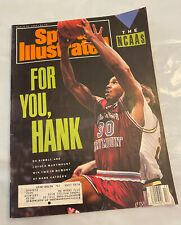 March 26 1990 Bo Kimble Loyola Marymount Sports Illustrated NO LABEL