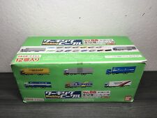 Bandai Working Vehicle Volume 8 Vol. 08 Full Case Semi Trucks N Scal