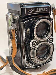 Rolleiflex 2.8A Type 2  Camera