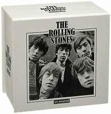 :The Rolling Stones In Mono Remastered 15 CD Box Set Imported New FREE SHIPPING!