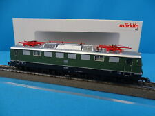 Marklin 39500 DB Electric Locomotive Br E 50 Green MFX DIGITAL