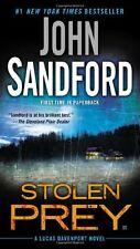 Stolen Prey (A Prey Novel) by John Sandford