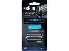 Recambio para afeitadora - Braun Combi Pack 32B, 1 cabezal, afeitadoras Series 3