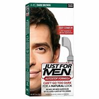 Just For Men Hair Color Application Kit Dark Brown A-45 1 CT (Pack of 6)
