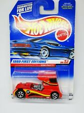 # 1/64 HOT WHEELS - 1999 FIRST EDITIONS 8/26 SEMI-FAST - CARD LUNGA #
