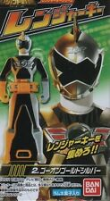 Japan BANDAI Legend Sentai Ranger Key Candy Toy GO-ON-GOLD-SILVER