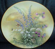 Lilien Porzellan Austria ZARTES UND WINZIGES - SOFT AND TINY Collectors Plate