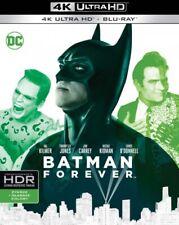 Batman Forever 2 Blu ray 4K Joel Schumacher
