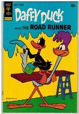 DAFFY DUCK (1953-1983 DELL/GK/WHITMAN) 81 F-VF