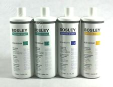 BOSLEY Shampoo/Conditioner 33.8oz/1L For Thinning Hair Free Shipping Variety