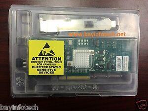 80-1001645-02 W/ SFP 57-1000012-01 Brocade 8GB Single Ports PCI-E Fibre HBA NEW