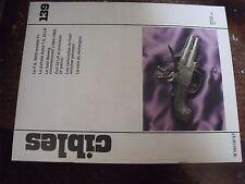 $$p Revue Cibles N°139 FA MAS F1  Astra TS 22 LR  fusil Beretta commémoratif