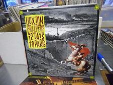 Huxton Creepers 12 Days To Paris vinyl LP 1986 Big Time Records EX