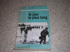 1960.le jour le plus long / Cornelius Ryan.envoi de Jean Barral.SP