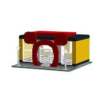 Custom Lego DISNEY Retail Store Instructions Bricks 10182 10185