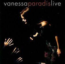 Live by Vanessa Paradis (CD, Jan-2016, PolyGram)