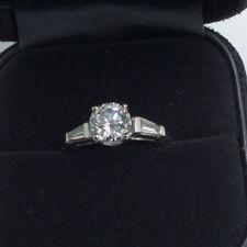 36cd922d2 Tiffany & Co. Platinum GIA Diamond Engagement Rings | eBay