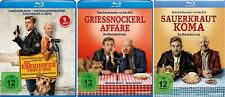 5 Blu-rays * EBERHOFER - ALLE 5 FILME IM FAN SET (INKL TRIPLE BOX) # NEU OVP %