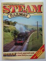 STEAM RAILWAY MAGAZINE June 1984 Locomotives Trains British Rail & Preservation