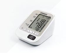 OMRON blood pressure monitor JPN600 Hypo- Hypertension Arm type measurement BP